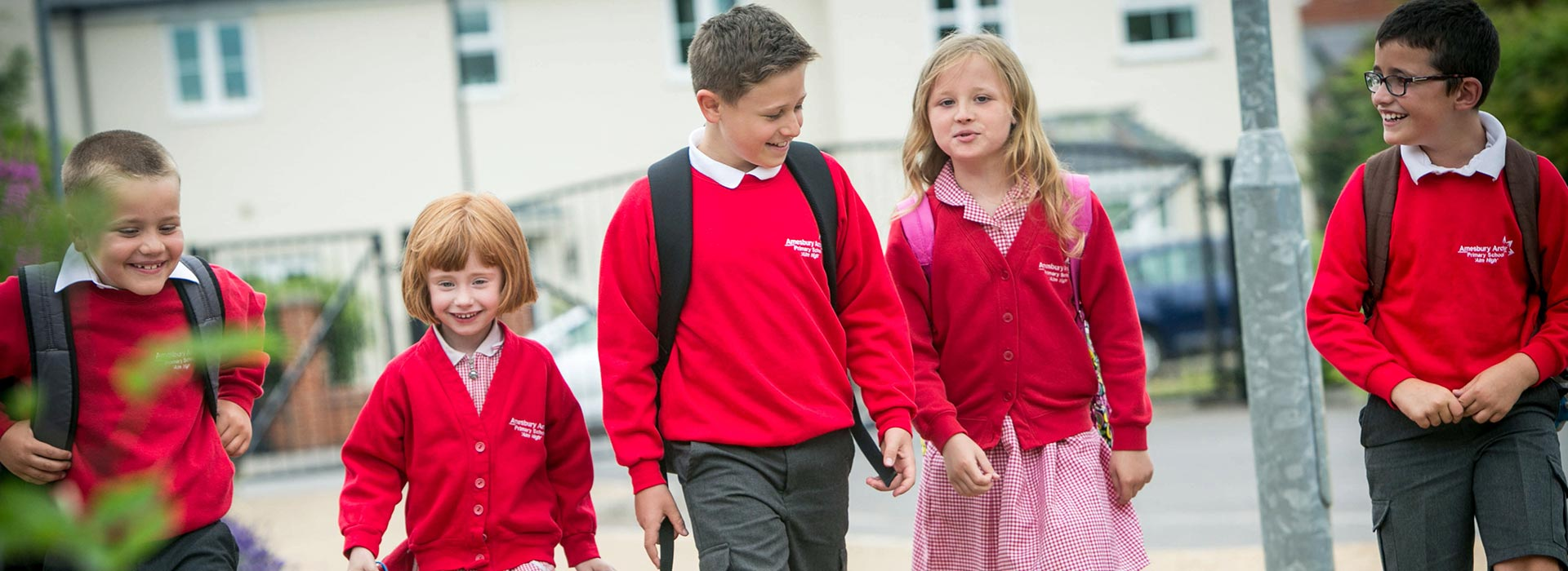 Life at Amesbury Archer Primary School